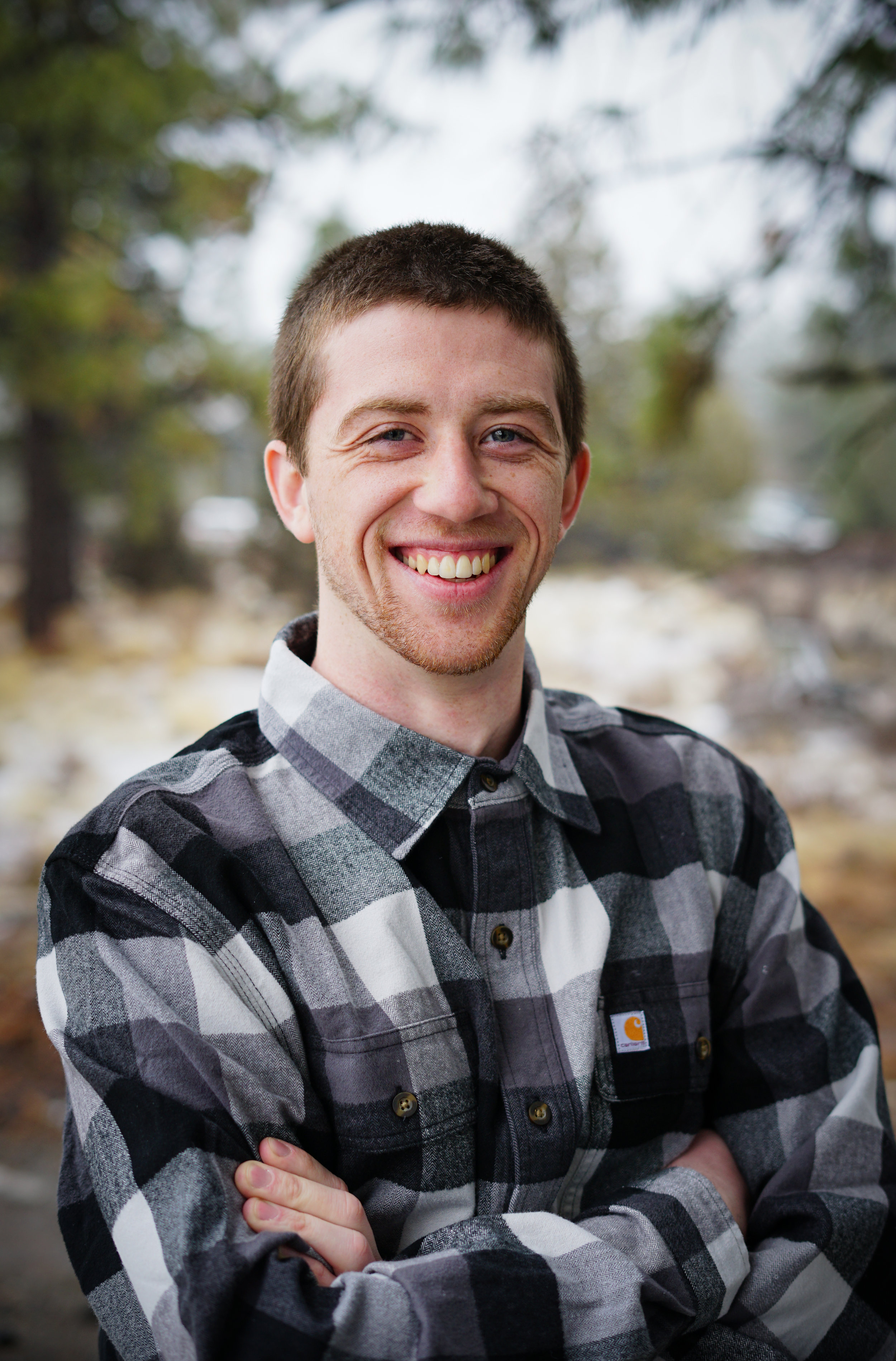 Luke Gnos, Assistant Engineer