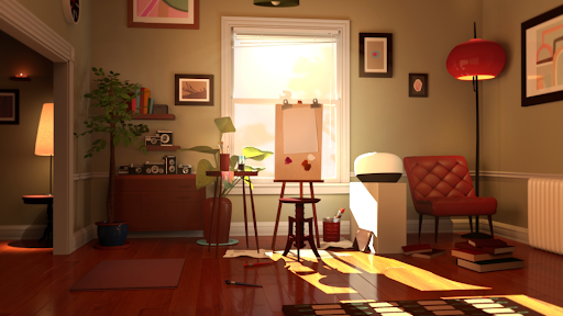 """Studio Room"""
