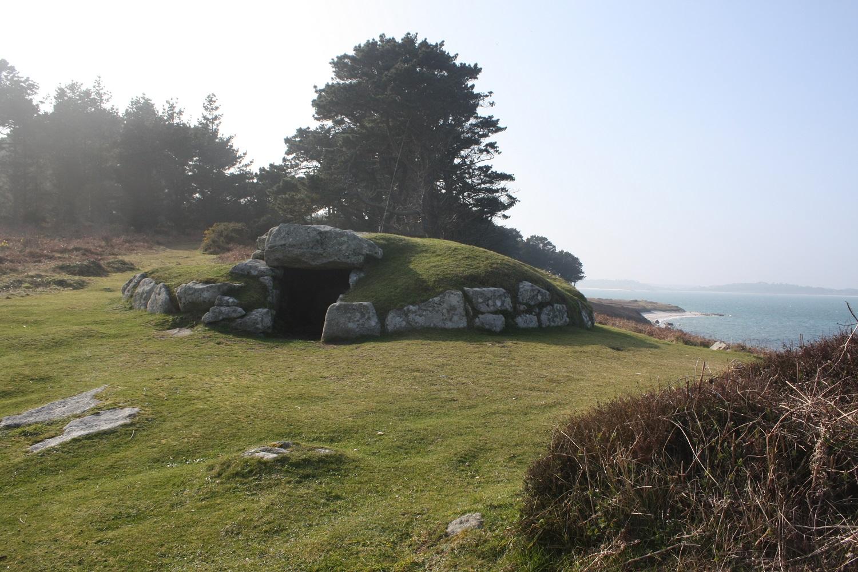 Innisidgen Cairn, Isles of Scilly