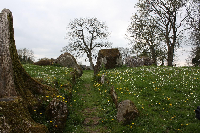 Lios at Grange, Ireland