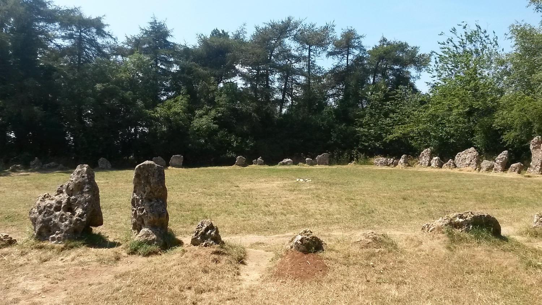 Rollright stones