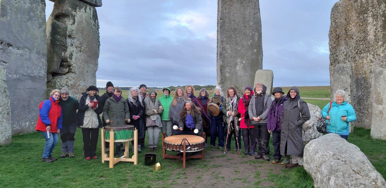 Stonehenge-group
