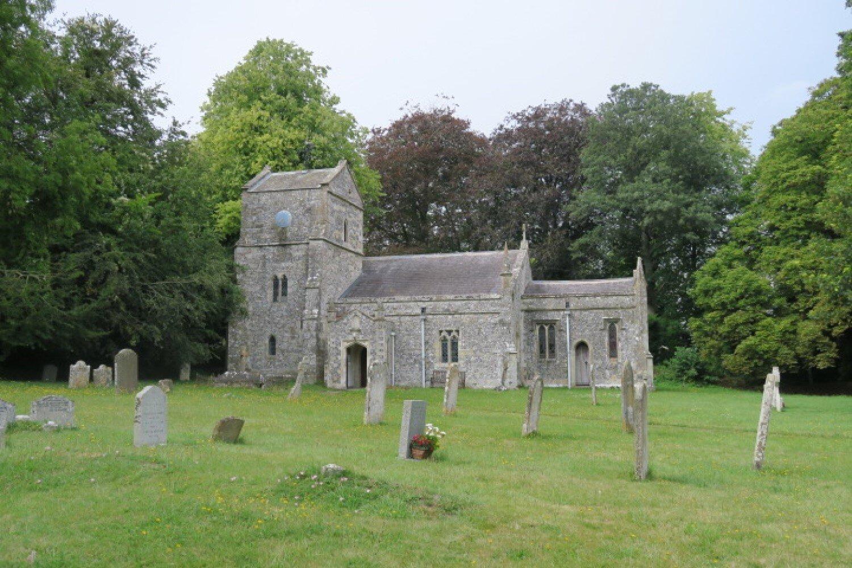 orcheston-church