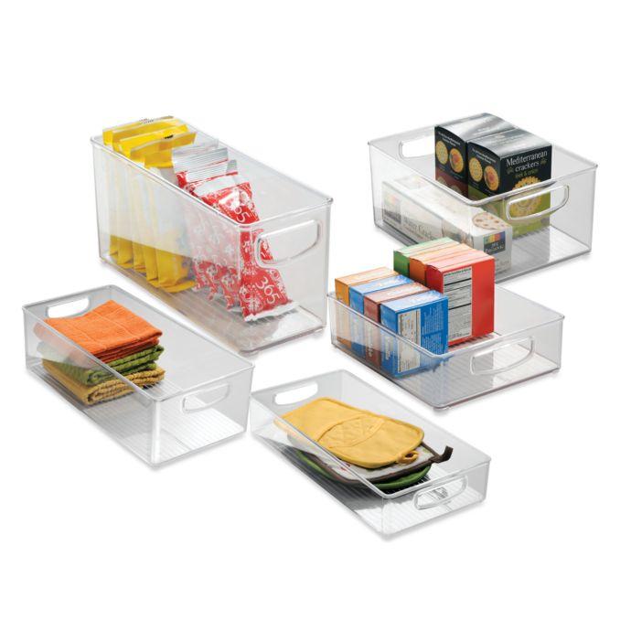 iDesign Cabinet Bin Storage Bin