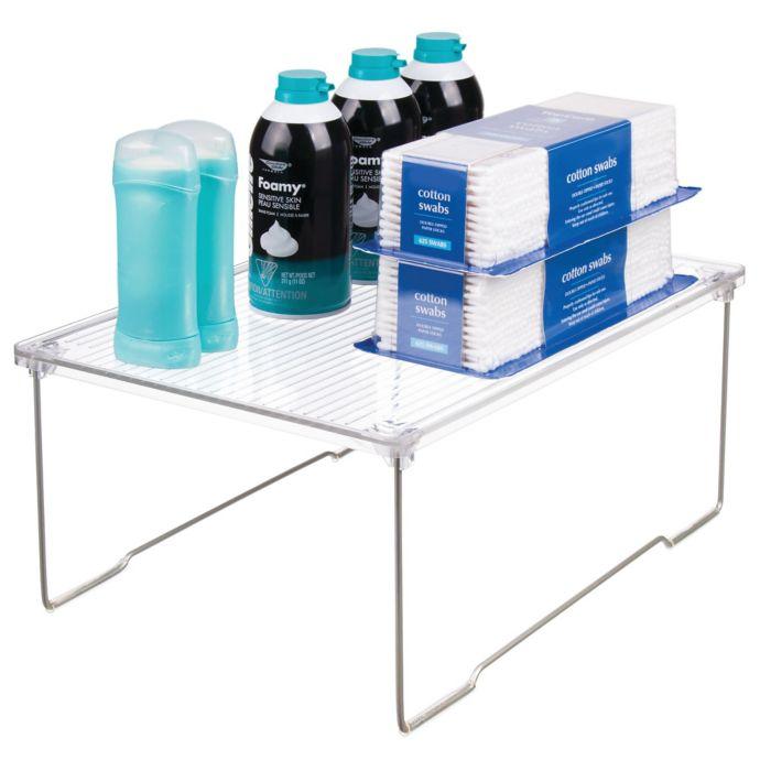iDesign Bath Stacking Shelf