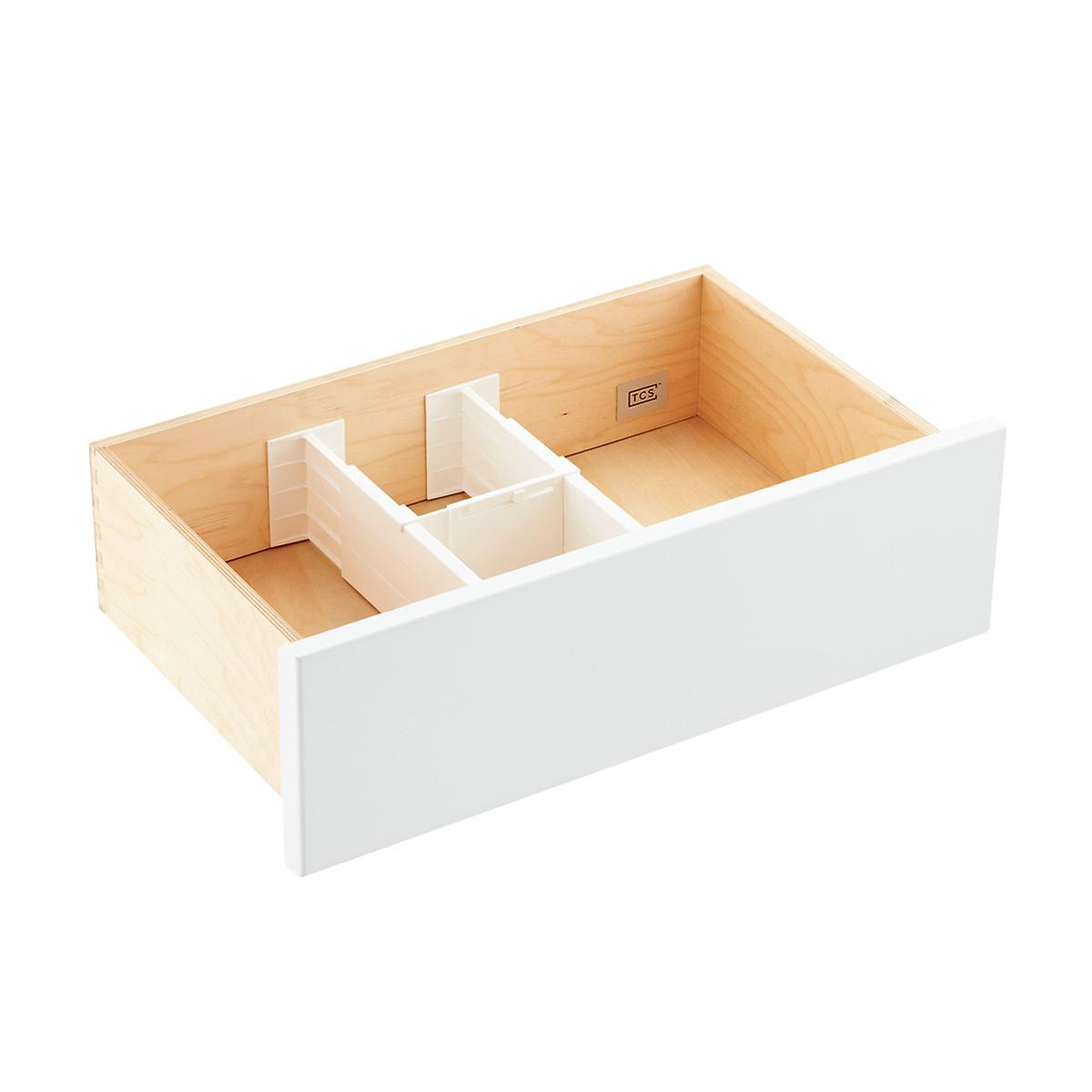 """The Container Store 4"""" Dream Drawer Organizers"""