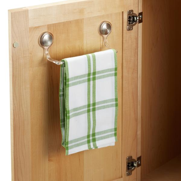 InterDesign Forma Adhesive Towel Bar