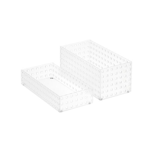"The Container Store Like-it Bricks 8-1/4"" Medium Bins"