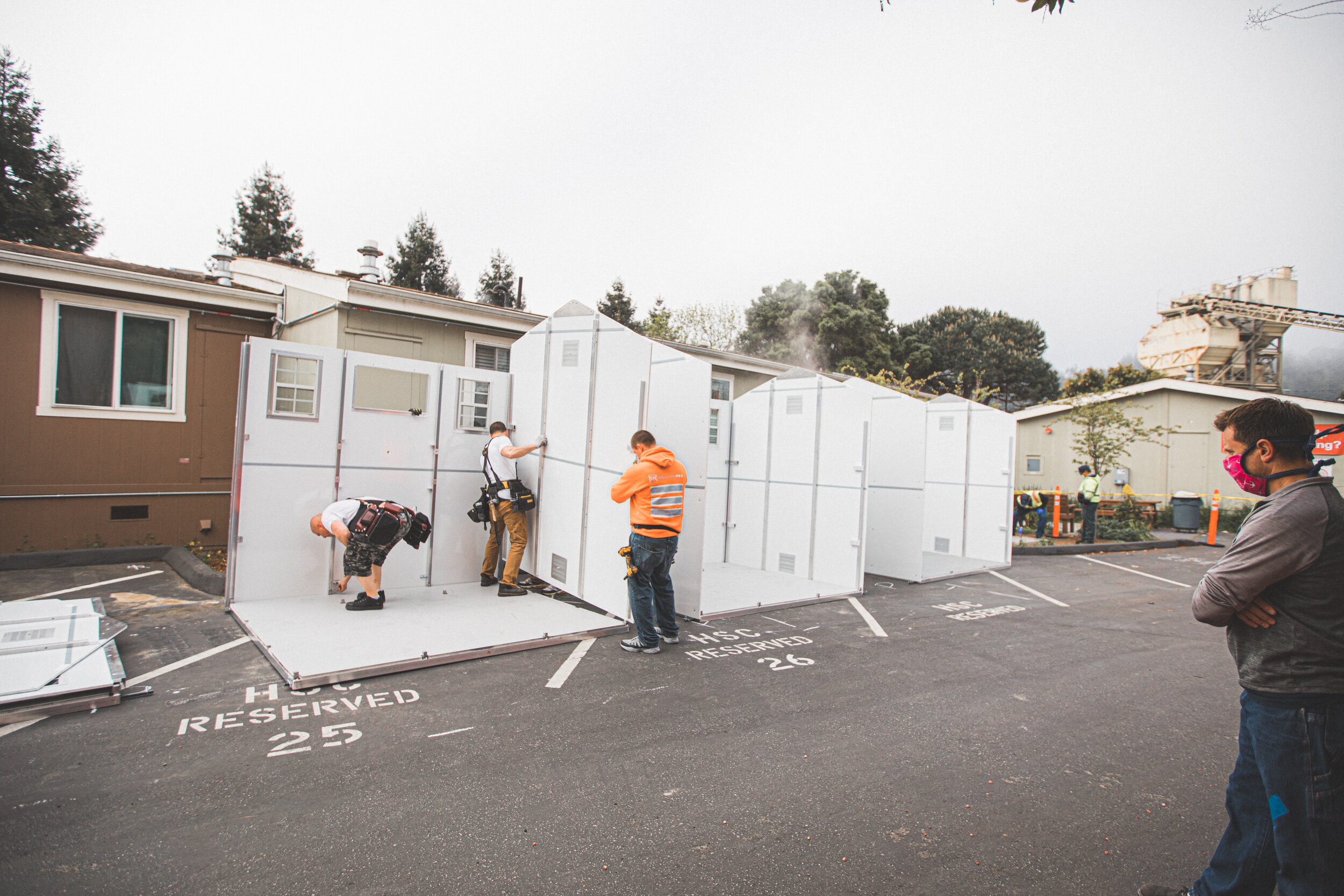 Rapid, Panelized Shelter