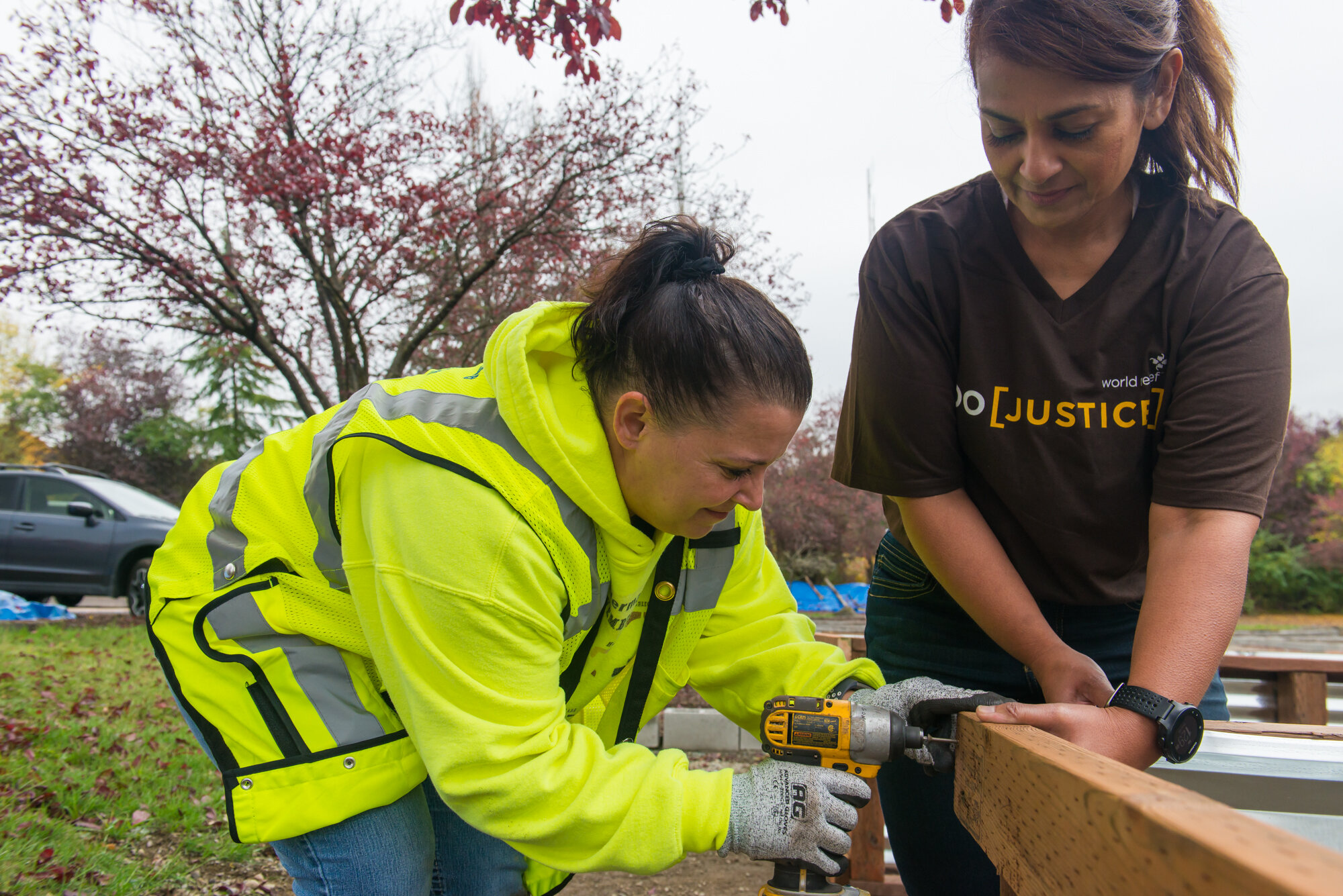 Photo courtesy of Construction for Change