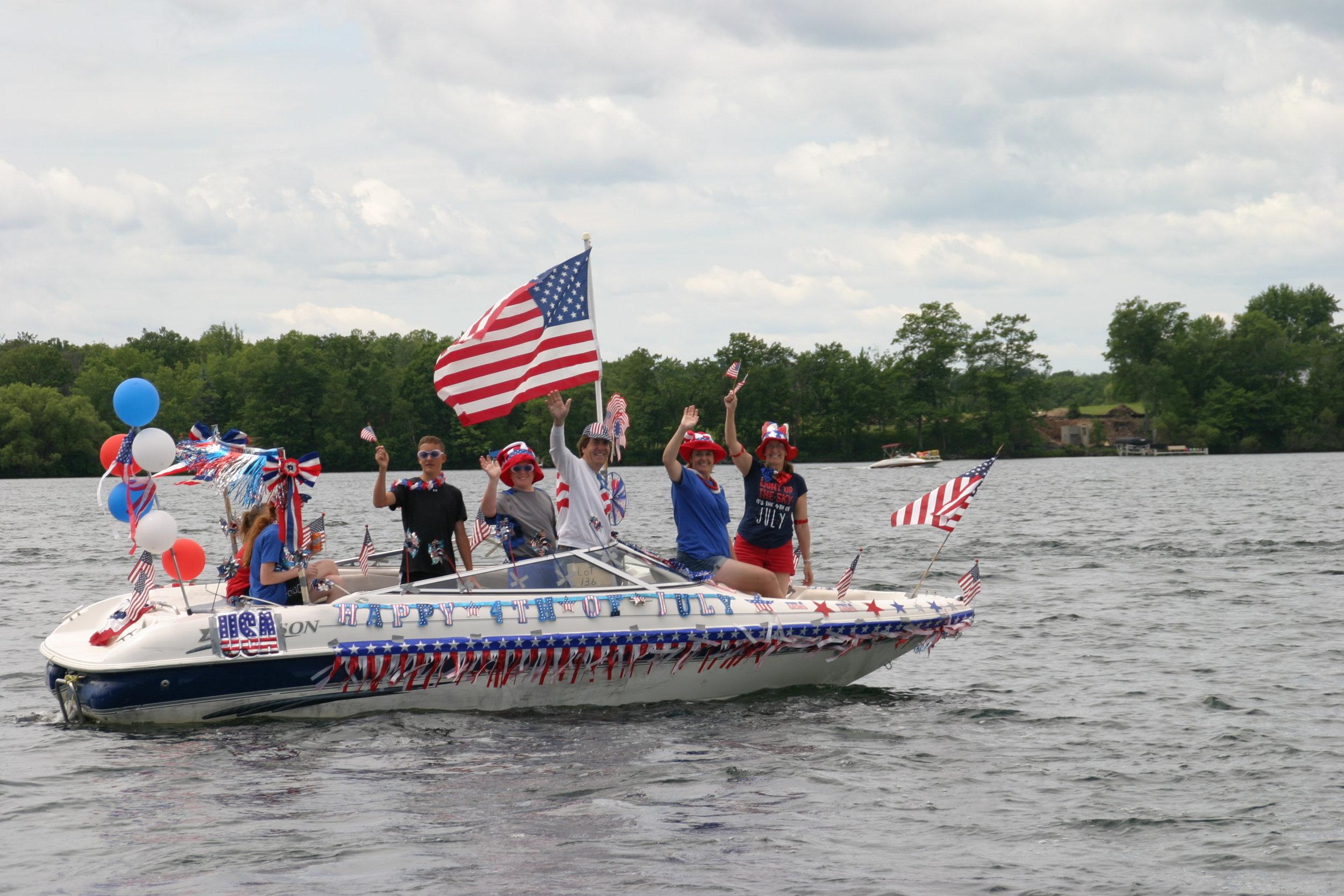 2017 Speedboat Winner