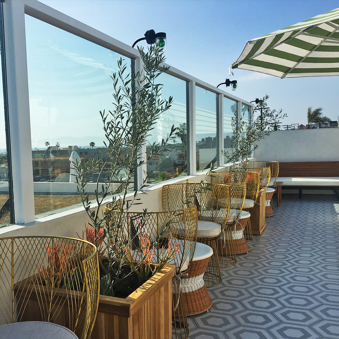 Alta House Rooftop Patio