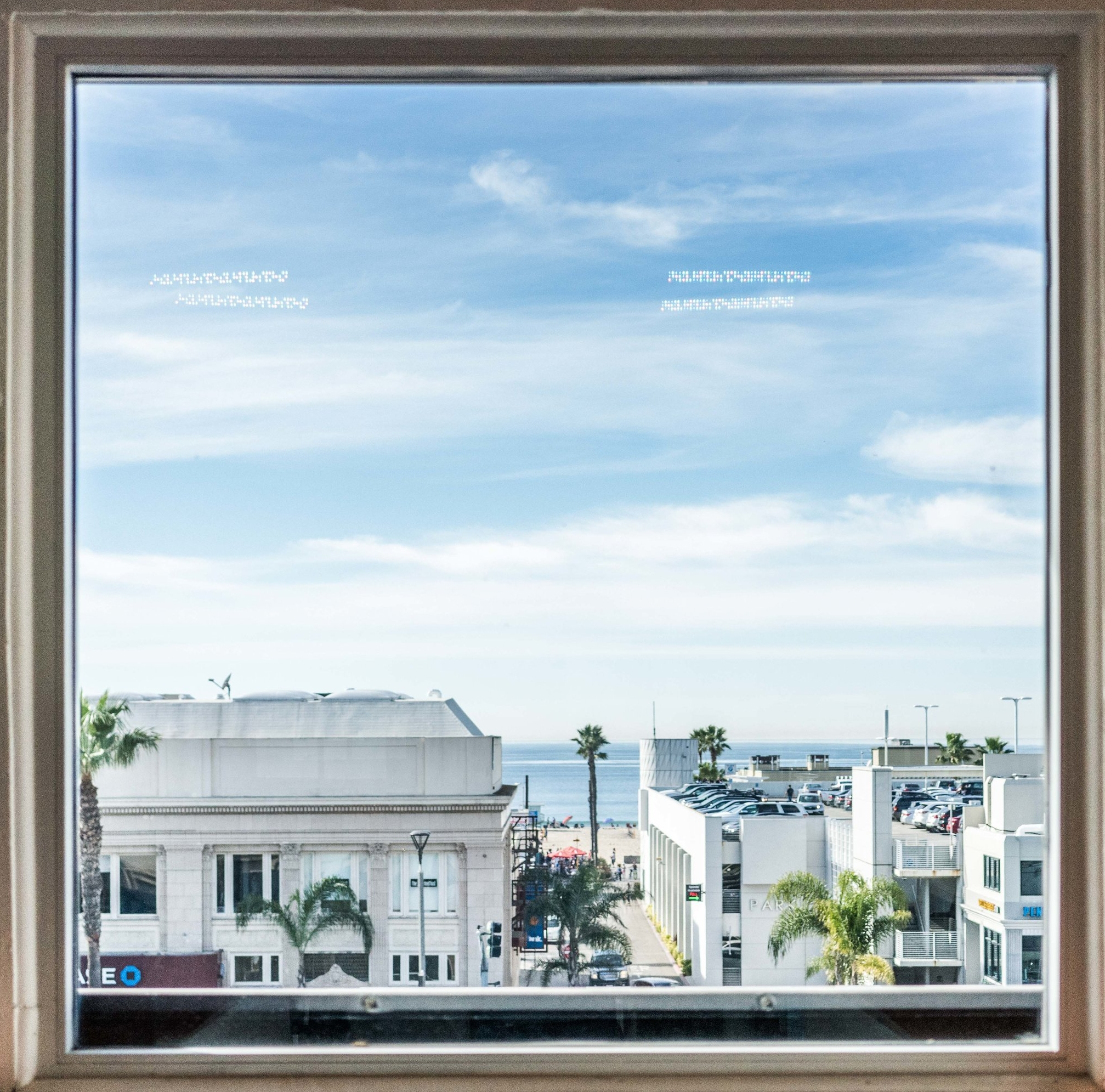 Hermosa Beach View from Alta House