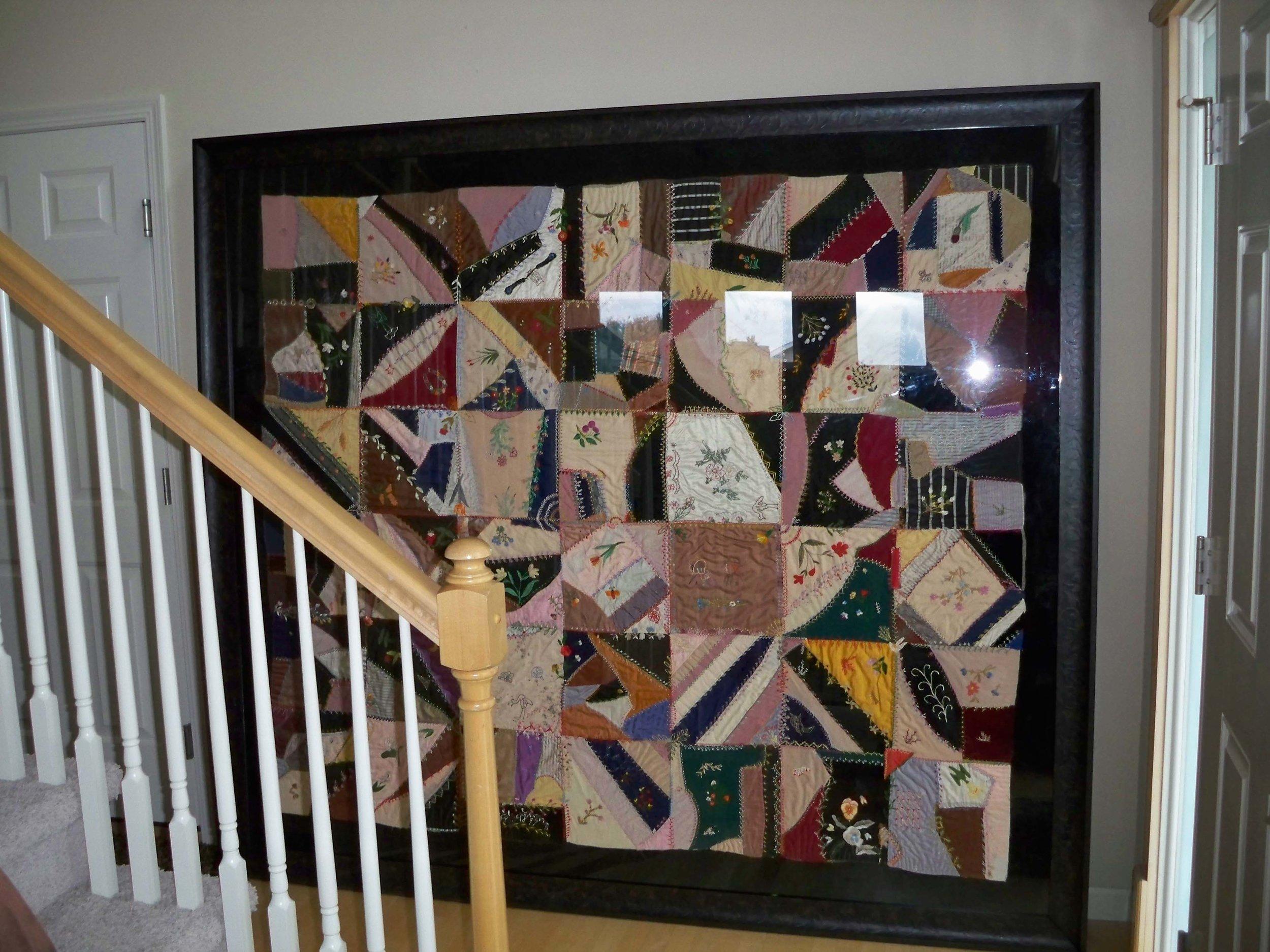 hanson quilt with stairway.jpg