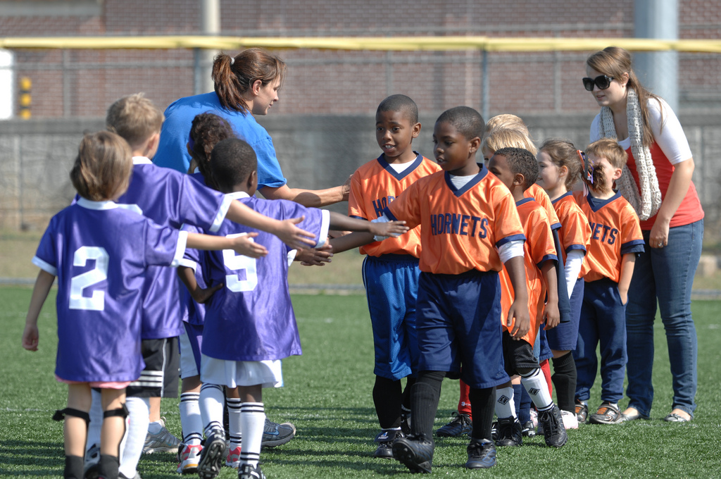 GOOD Sports: Coaching your kid's team this year? Here's what you should know. -