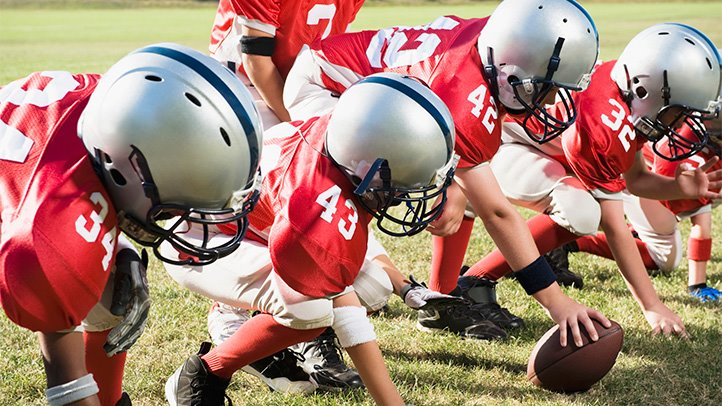 Everyday Health: Is tackle football for children harming their brains? -
