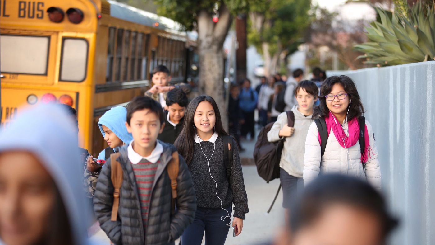 Los Angeles Times: Why schools should start later in the day -