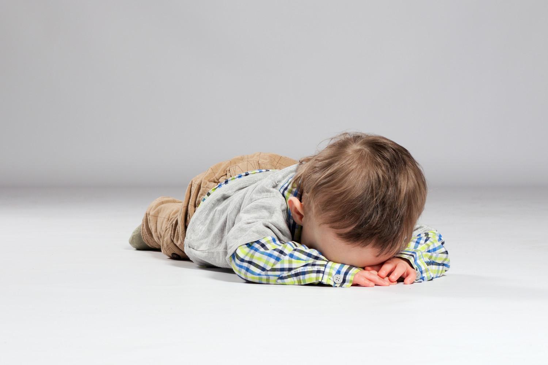 Parents: Toddler tantrums -