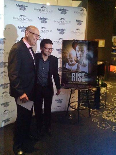 Rise Film Premier