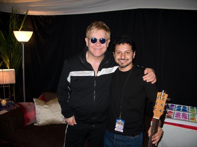 Elton John Tour 2014