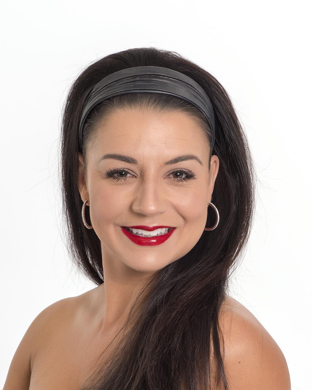 Natalie Stefishen - Instructor  (1st Steps & Ballet)