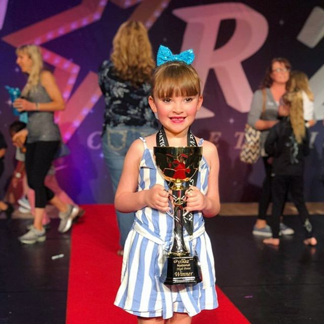 ✨🏆 Congratulations Oakley Kooi for Winning Nationals High Point Score in the SuperMini Division in Wisconsin Dells this weekend for @starz_dance National Competition! 💐💗 #congrats #tapsolo #oakley #5andunder #supermini #futuretapchamp