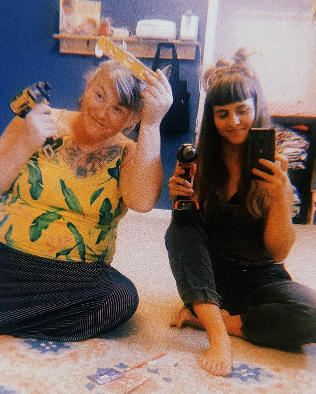 Today we cranked the music up, threw our shoes off, and got to nesting, processing, crying, envisioning, eating, cleaning, and preparing.  Community is a verb.  That is what being a Doula has taught me.