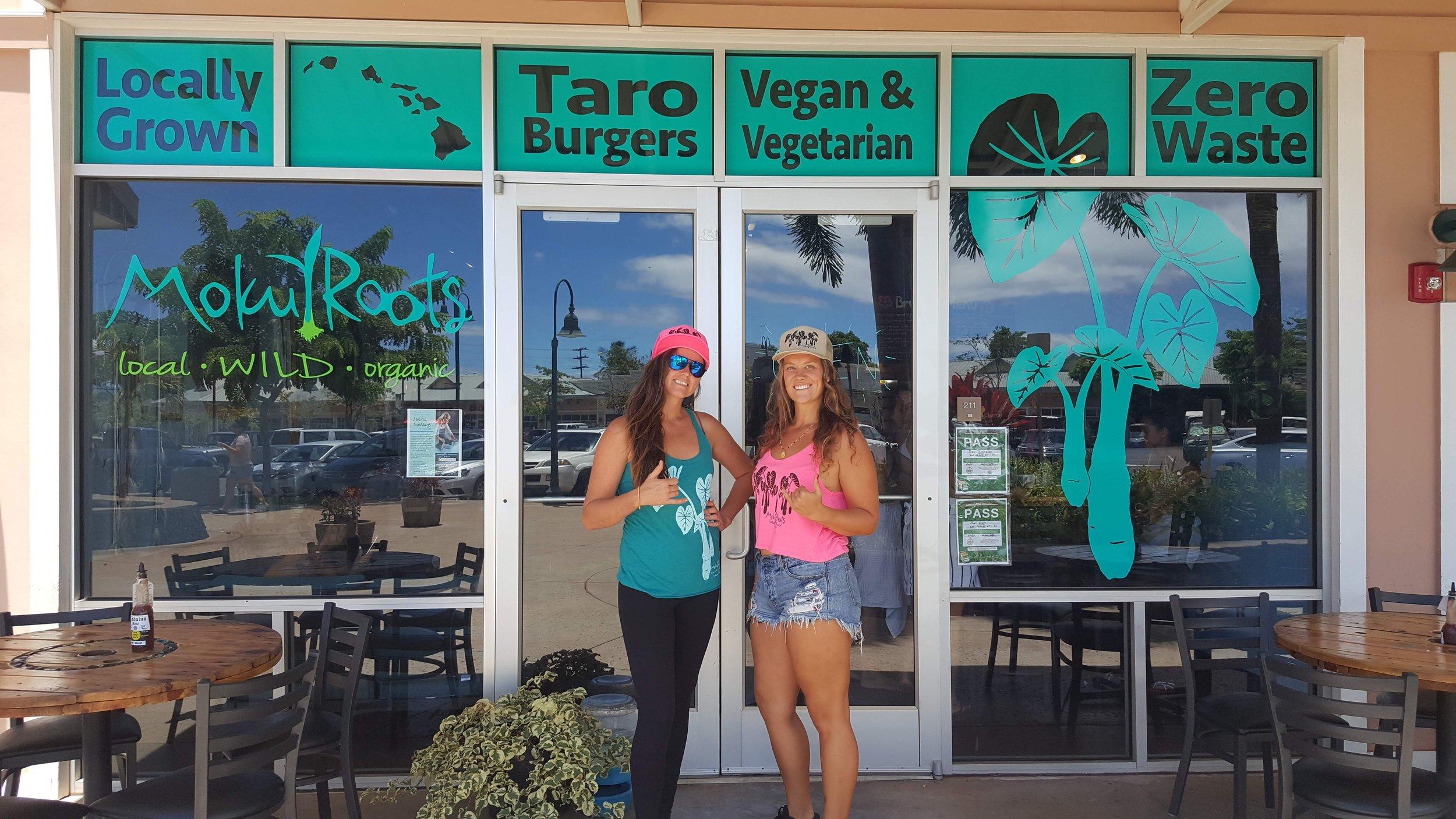 Maui Vegan Restaurant