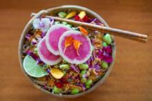 vegan buddha bowl maui