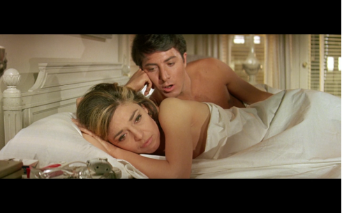 The Graduate,  1967, directed by Mike Nichols.