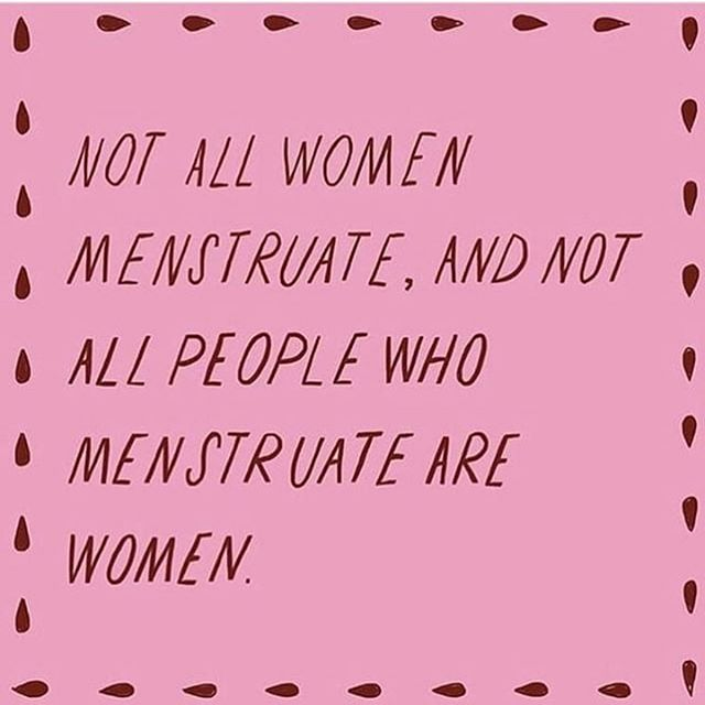 Just a reminder. Sisters not just Cis-sters!
