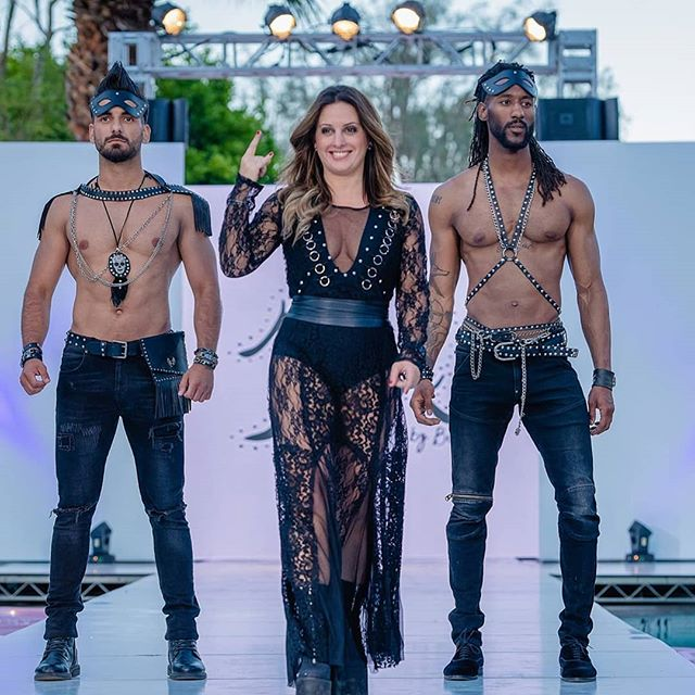 Here is Bella with Model @marc_mansour and @nomadic_fuerza  Designer: Roots by Bella @roots_by_bella  Hair/Mua:  Photographer: @mchuphotography . . . . fashionweek#gorgeous#models#lamodel#potd#ps#instadaily#instafamous#runway#model#photooftheday#fashionbrand#instalove#designer#photohrapher#fashionblogger