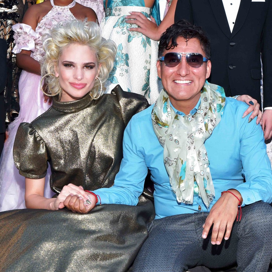 Will Franco Designer at Palm Springs Fashion Week