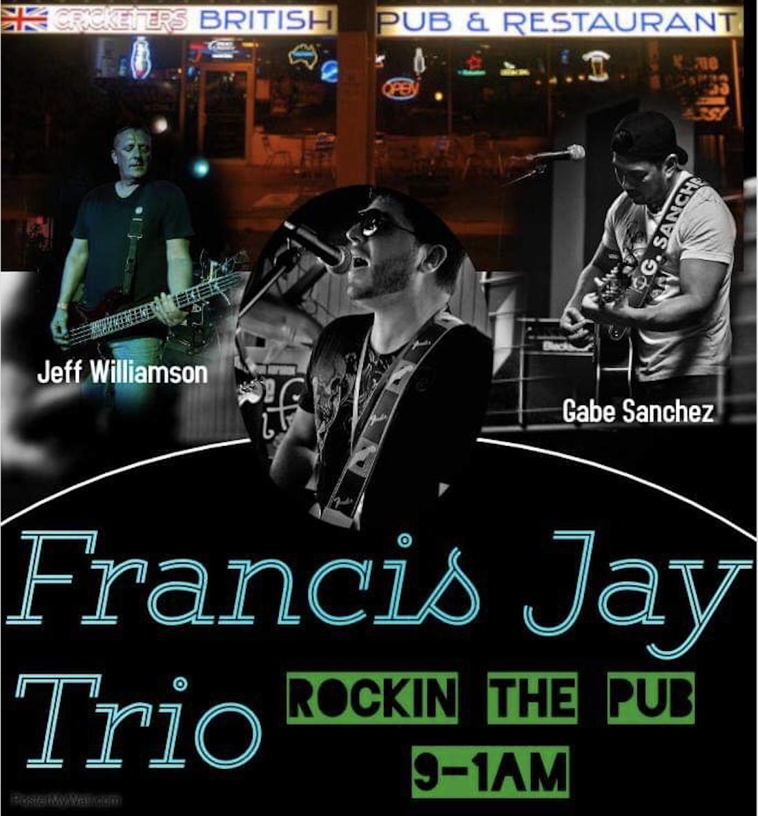 Francis Jay Trio