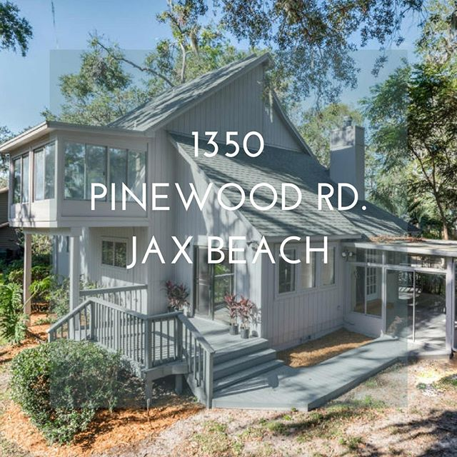 Don't miss out on this beautifully renovated home in Jacksonville Beach! This 3 bedroom, 2 bathroom with granite counters, new appliances and a bonus room off the Master will not last! Want to see them gem before it's scooped up? I'd love to talk! ⠀⠀⠀⠀⠀⠀⠀⠀⠀ - - - ⠀⠀⠀⠀⠀⠀⠀⠀⠀ Interested in buying to selling in the Jacksonville area? Reach out directly by clicking Call or Email, I'd love to talk with you and answer any questions! ⠀⠀⠀⠀⠀⠀⠀⠀⠀ - - - ⠀⠀⠀⠀⠀⠀⠀⠀⠀ #jacksonville #ilovejax #realtor #realtorlife #jaxbeach #watsonrealtycorp #outwiththeoldinwiththesold #jaxrealestate #igersjax #igersjaxbeach