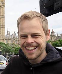 Daniel Holmes - Senior Developer