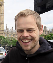 Daniel Holmes  Senior Developer