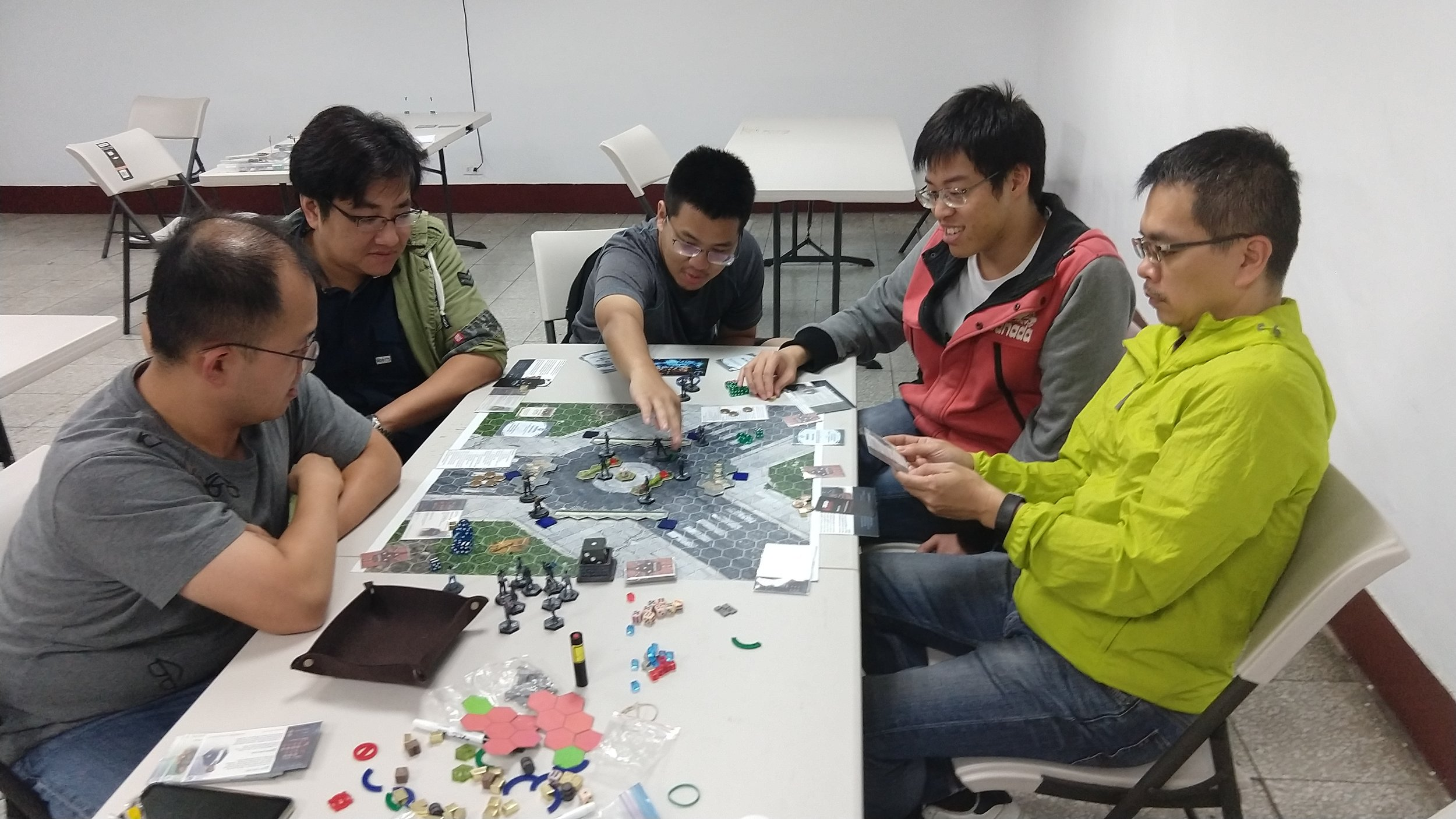 The Taiwan crew helped us figure out that we needed to change the CyMS rules.