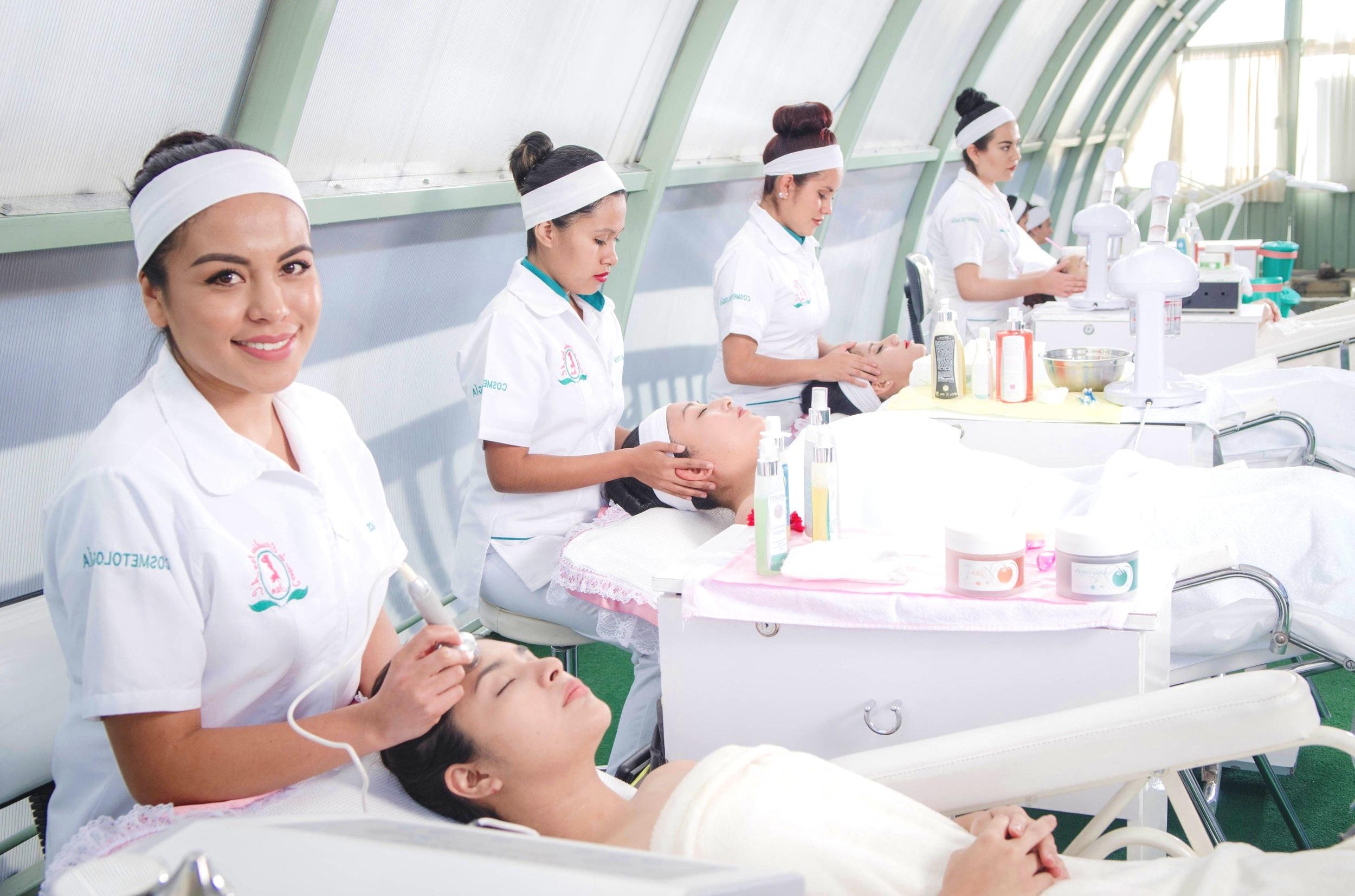 Vive la cultura de la belleza - Compartimos nuestra pasión por la cosmetología integral en el mundo profesional