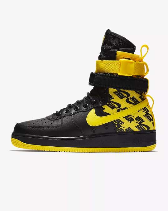 Color: Black/Dynamic YellowStyle Code: AR1955-001     Price:$180