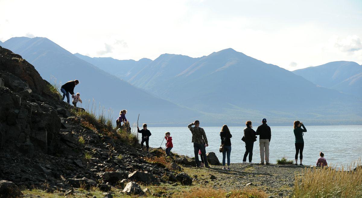 Image by Bob Hallinen / Alaska Dispatch News