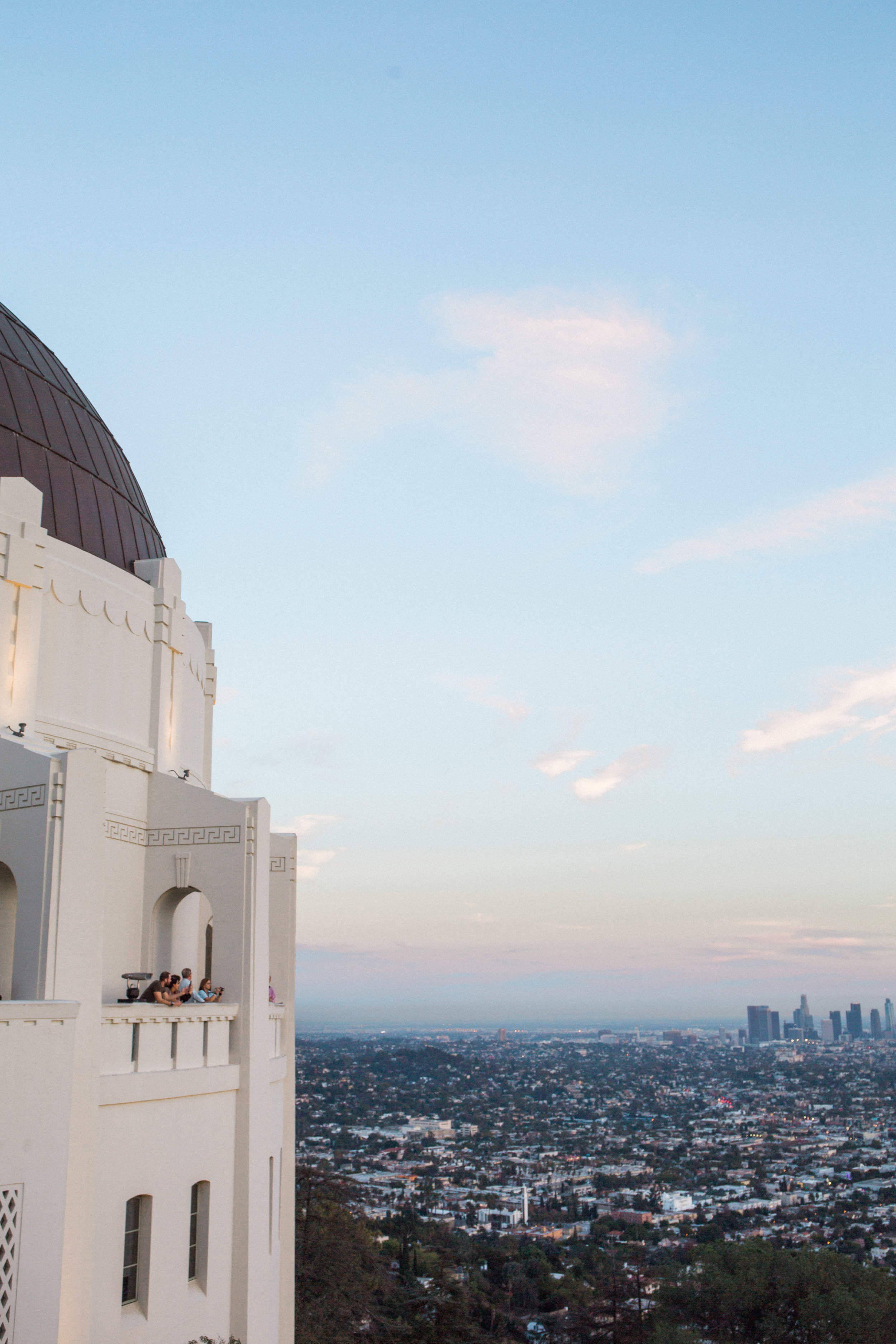 L.A. | The Whitefeather Journal