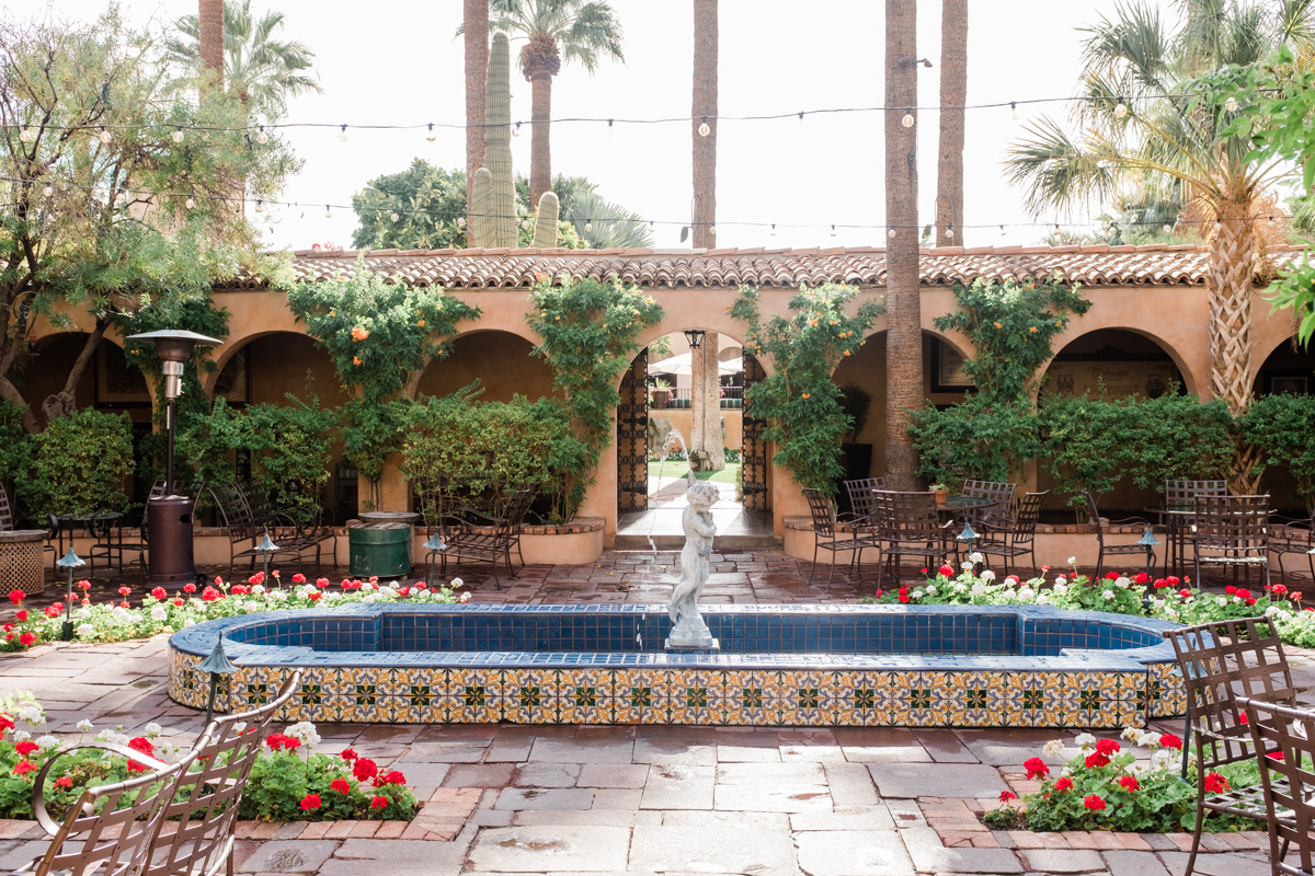 Babymoon at The Royal Palms | The Whitefeather Journal