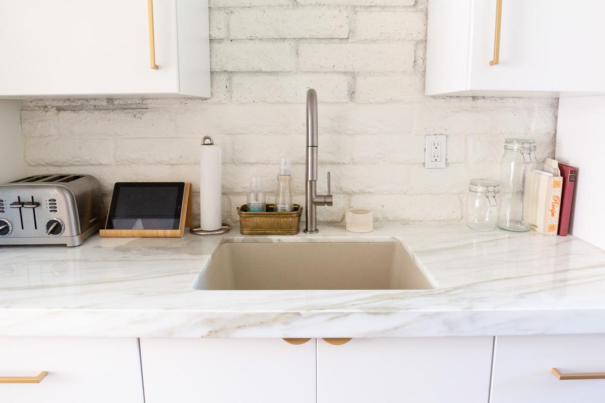 Kitchen Renovation Progress | The Whitefeather Journal
