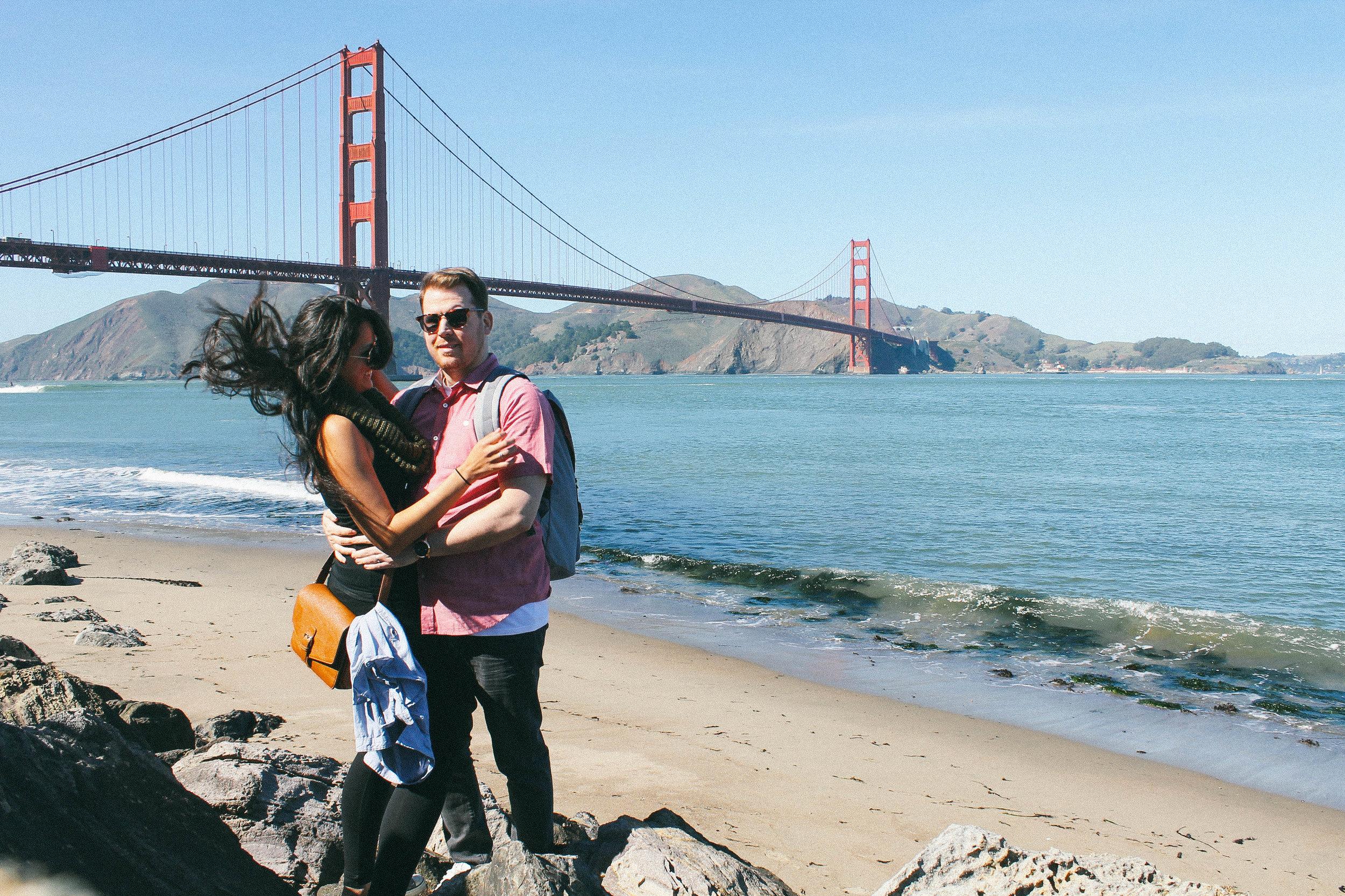 San Francisco   The Whitefeather Journal