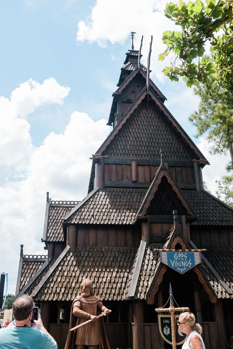 Disney Epcot | The Whitefeather Journal