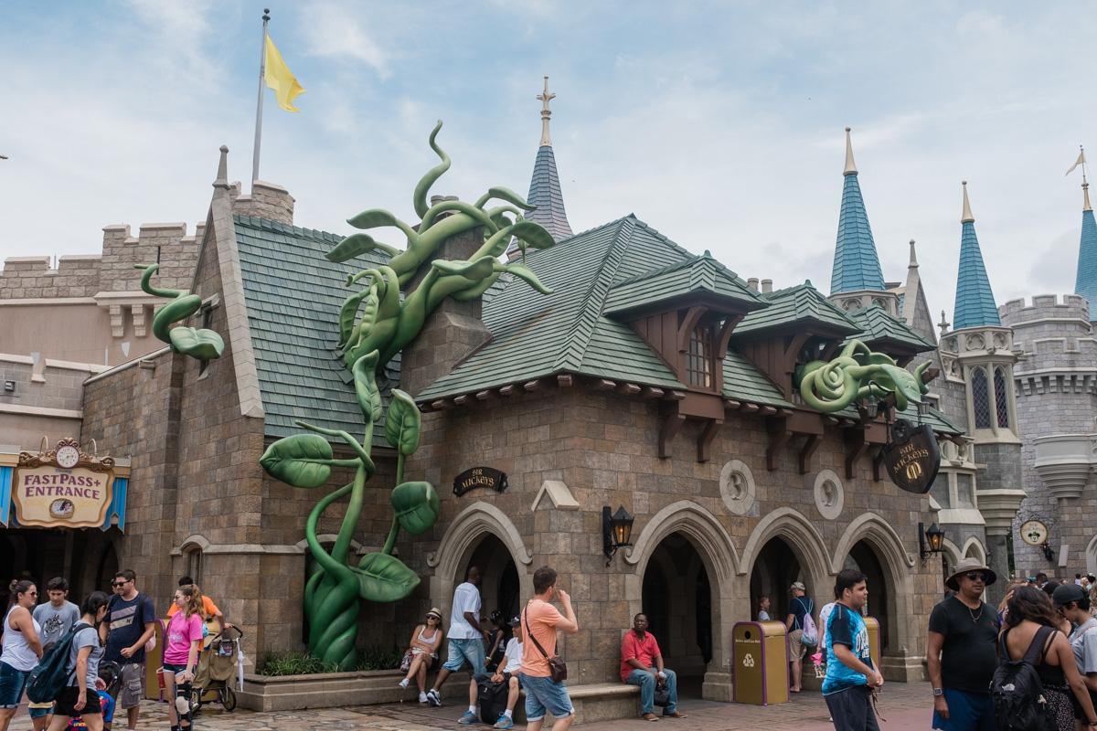 Magic Kingdom Disney World   The Whitefeather Journal