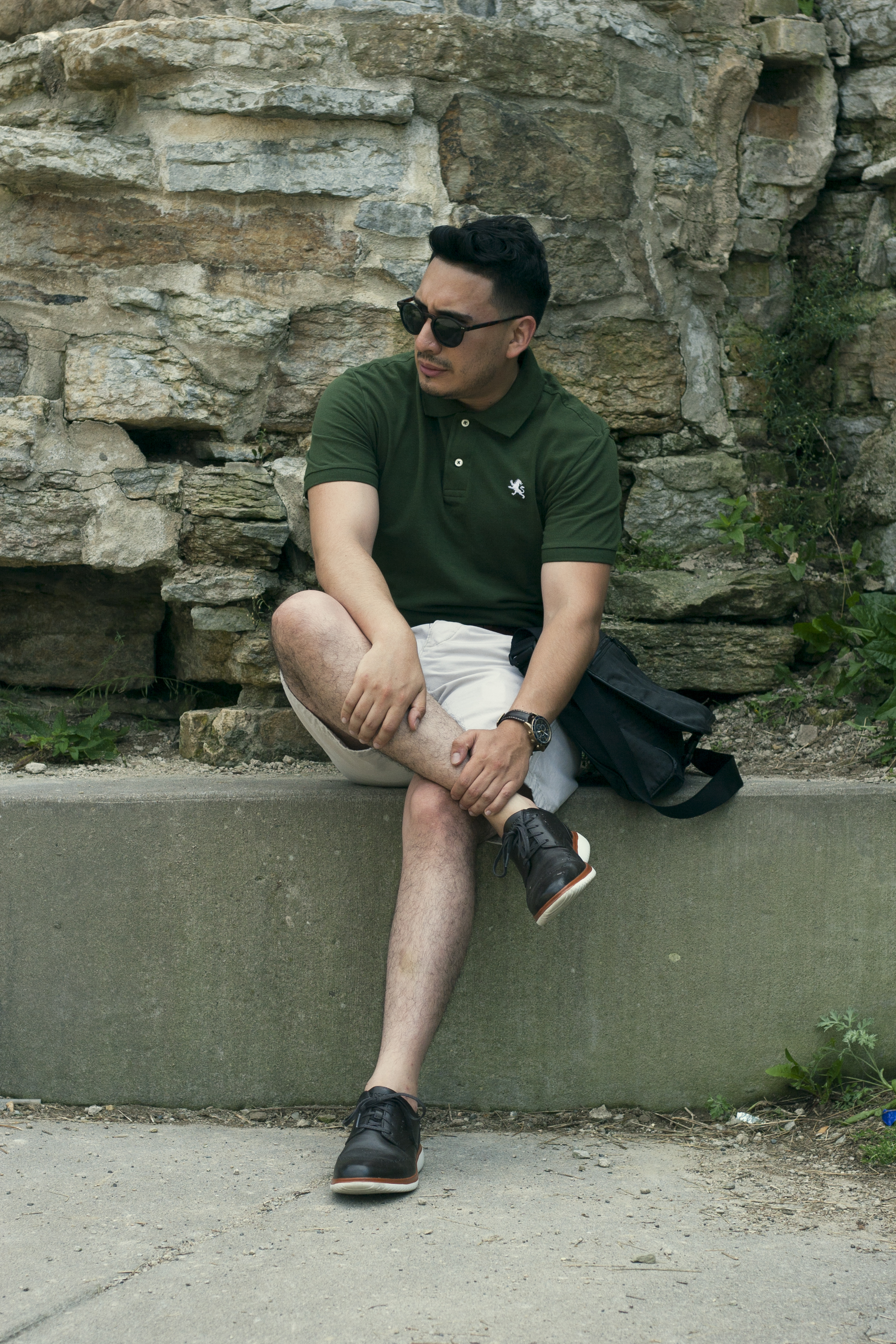 polo shorts rockport shoes men