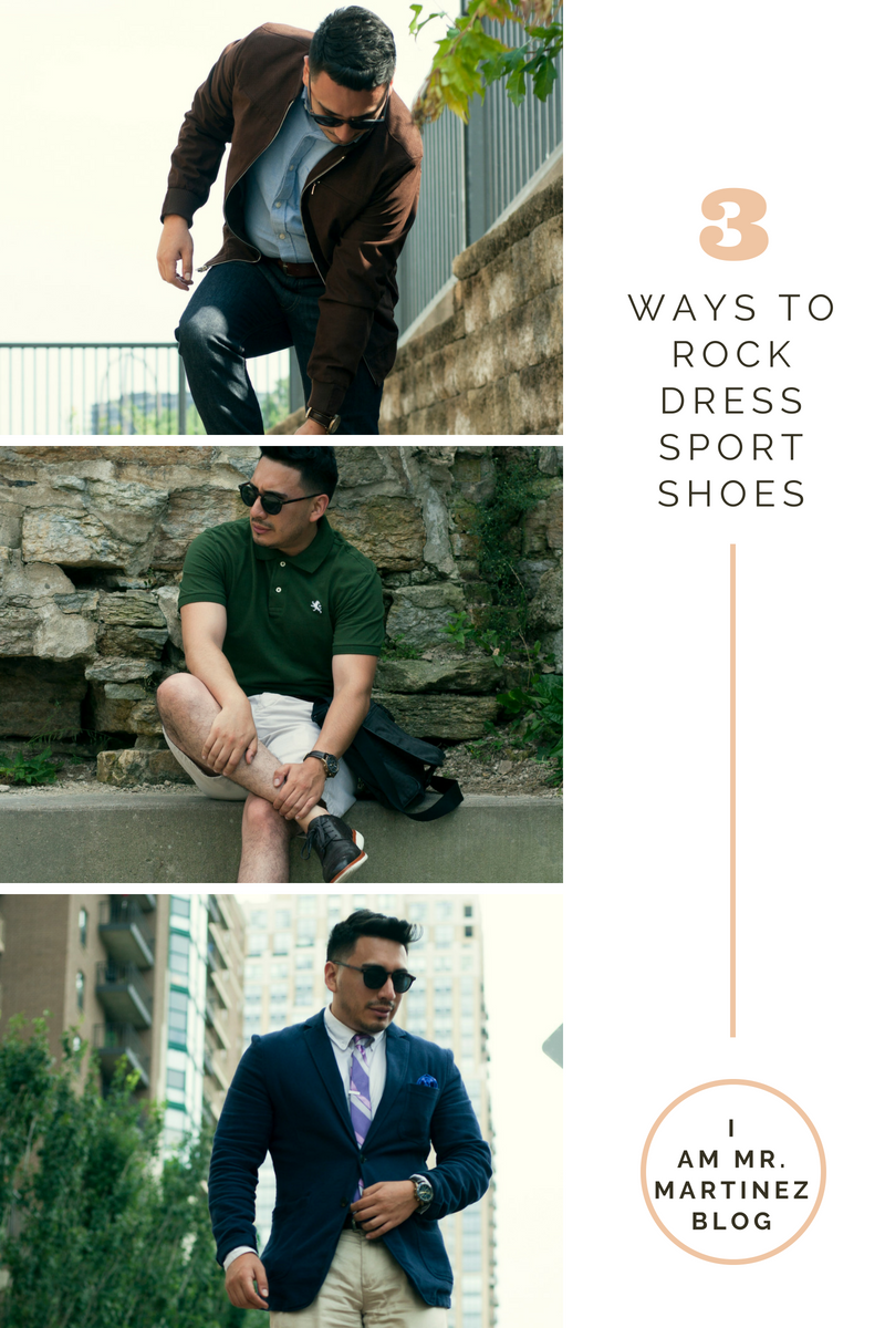 3 ways to rock dress sport shoes mens blog rockport shoes