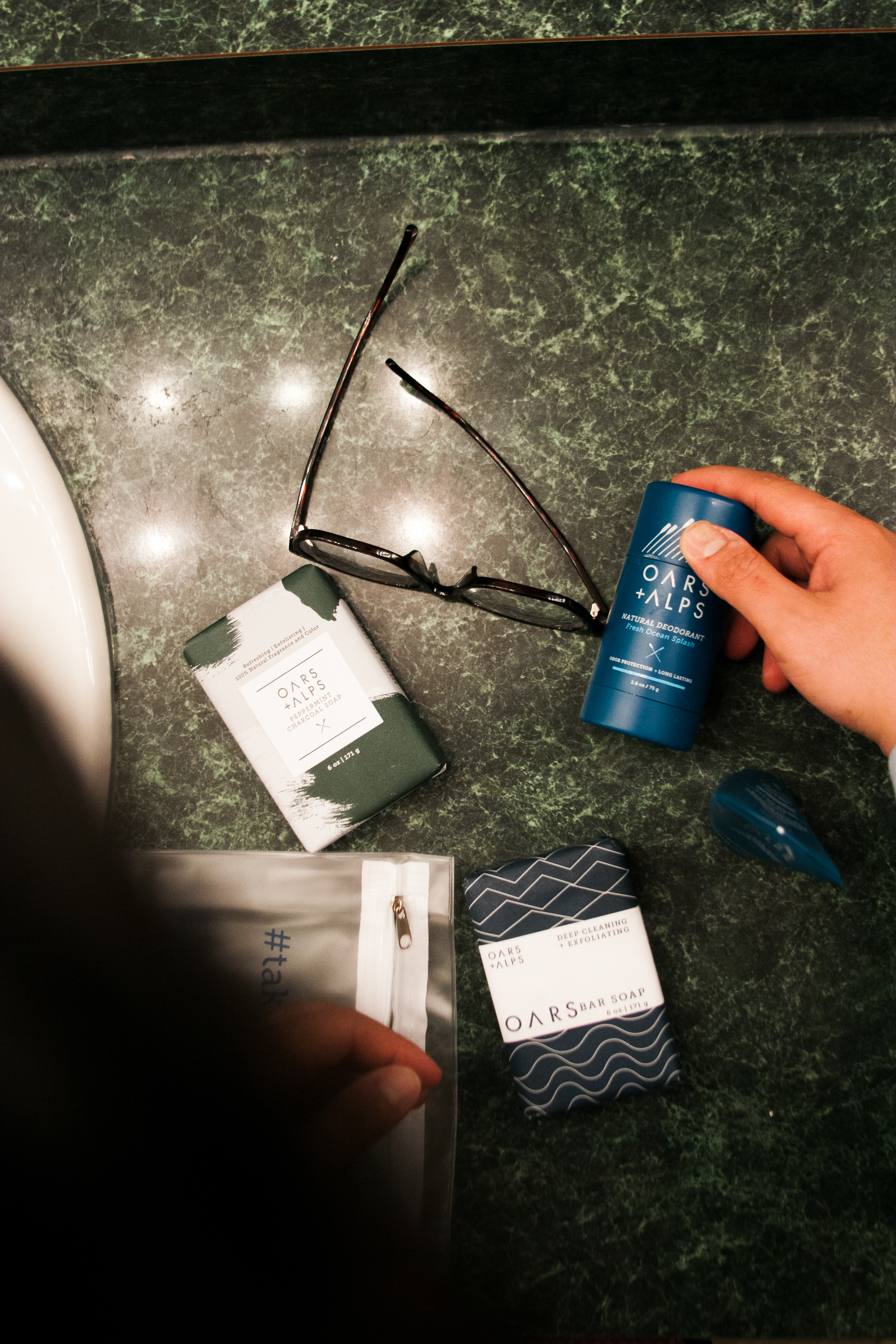 Men's Everyday Ethical Skin Care Items ft. Oars + Alps | 4 Essentials For Better Skin